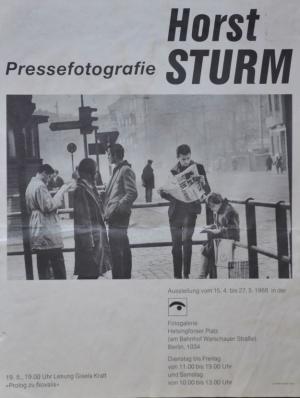 Horst Sturm -Pressefotografie-