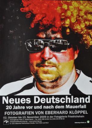 Eberhard Klöppel -Neues Deutschland, 20 Jahre nach dem Mauerfall-