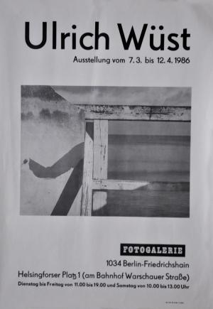 Plakat-Ulrich-Wüst-7.3.-12.4.1986
