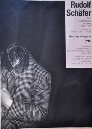 Rudolf Schäfer -Fotografische Projekte 1980-1988